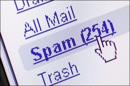 Cuidado! Spams podem conter malwares!
