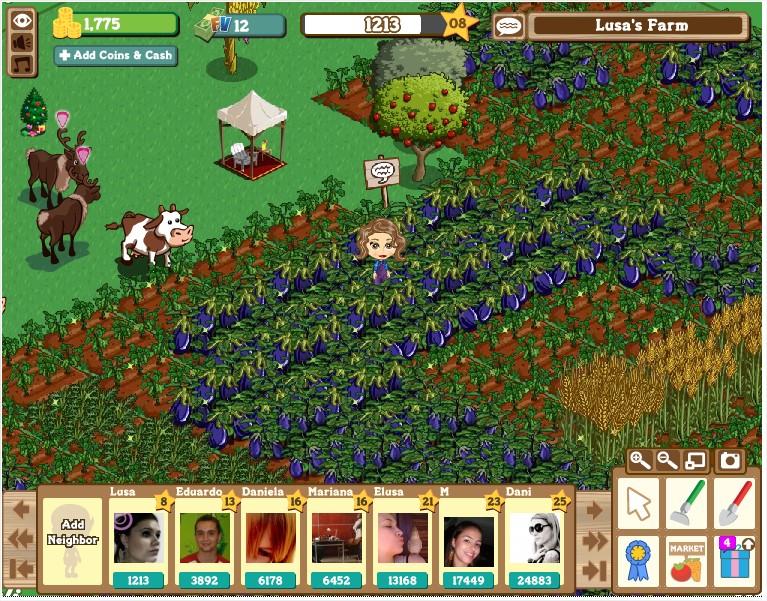 Cultive sua fazenda!