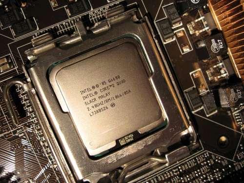 Processadores de 4 núcleos já são comuns.