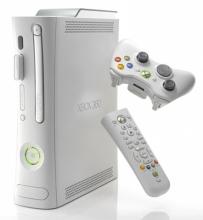 O X-box, console que briga diretamente com p PlayStation 3 pelo mercado.