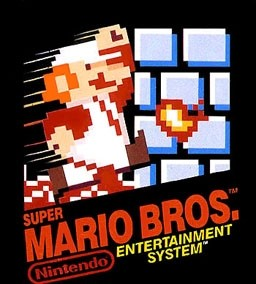 O Mario surgiu para salvar o mercado dos consoles domésticos.