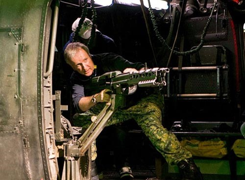 James Cameron no set de filmagem de Avatar. Foto: Divulgação/20th Century Fox.