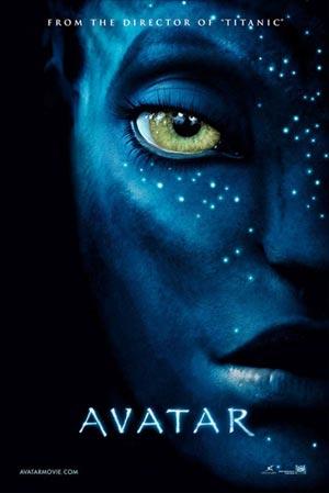 Pôster do filme Avatar. Foto: Divulgação/20th Century Fox.