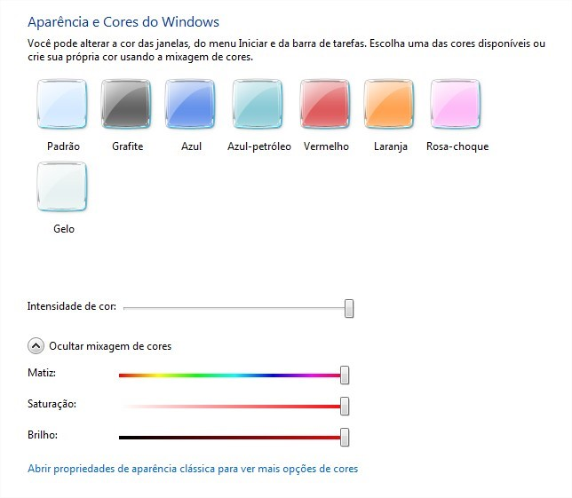 Personalize seu desktop!