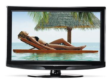 Fique tranquilo com as cores de sua TV.