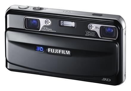 Fujifilm FinePix 3D W1