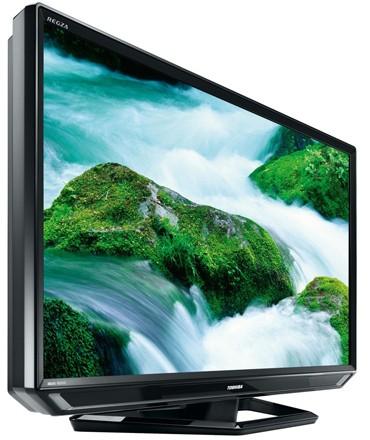 Visual da nova Cell TV. Foto: Toshiba/Divulgação.