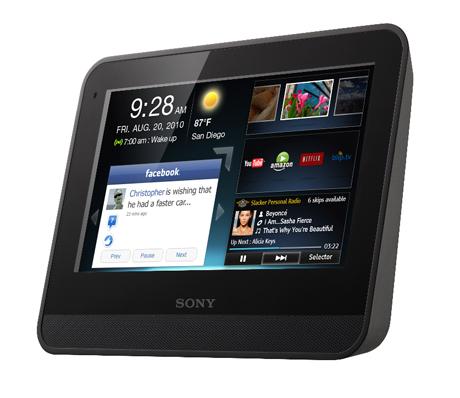 Sony Dash.