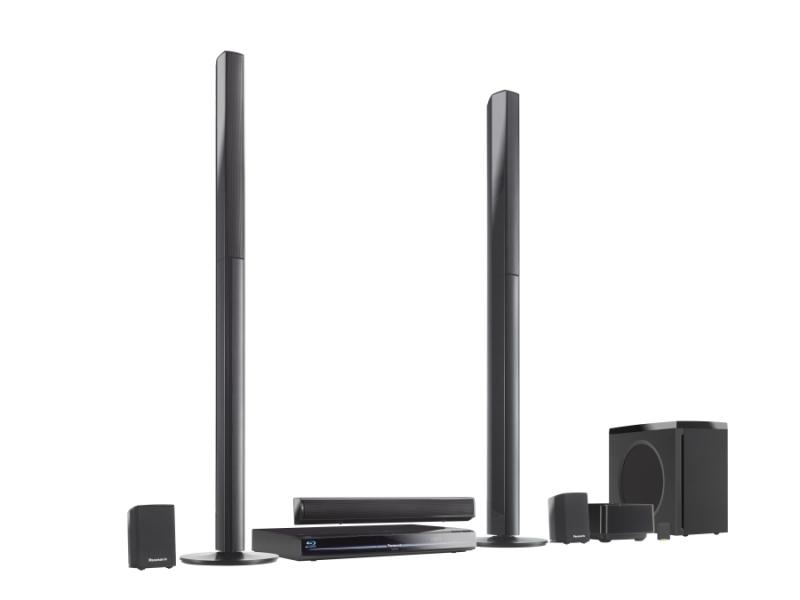Home Theater com conexão wi-fi