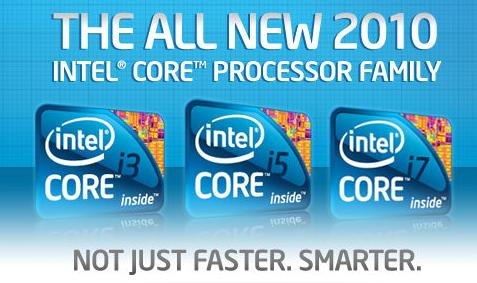 Novos processadores.