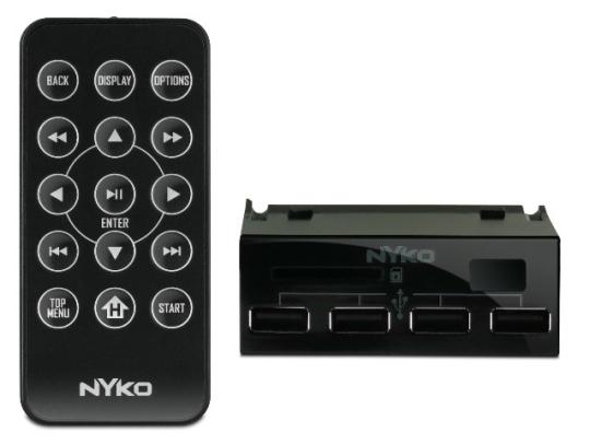 Hub USB e controlador compatível