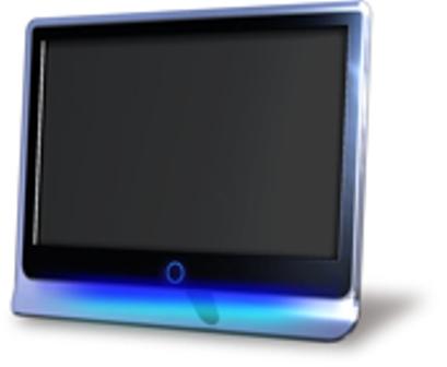 Visual do novo monitor LED. Foto: AOC/Divulgação.