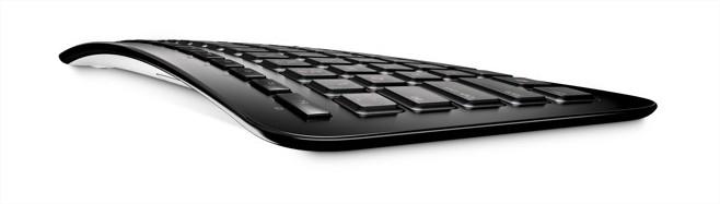Microsoft Arc Keyboard e sua ergonomia