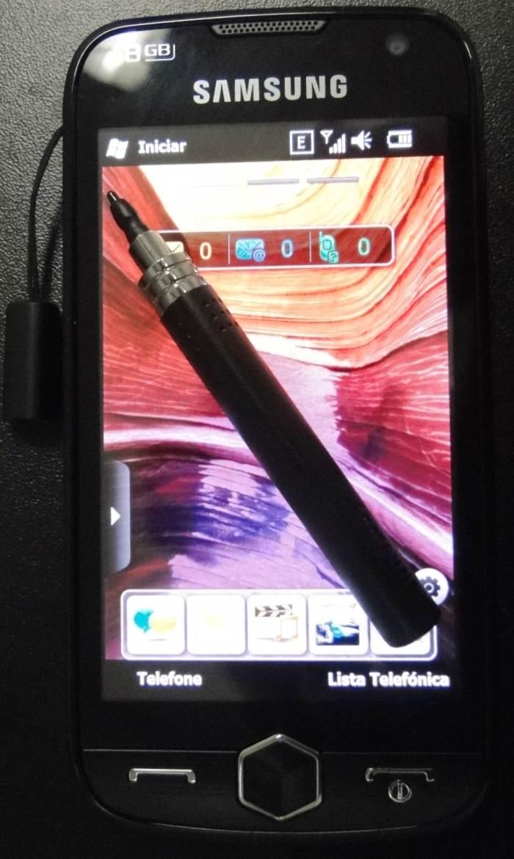 WinMo quase nem precisa de canetinha