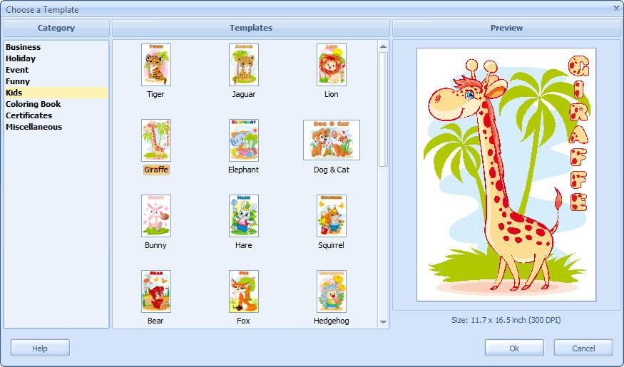 Poster Designer - Imagem 2 do software