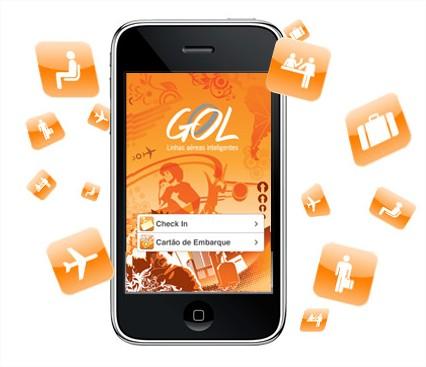 Gol Mobile para iPhone