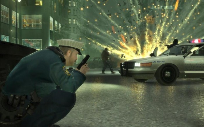 Gran Theft Auto IV