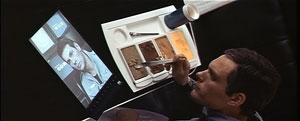 Tablet no filme 2001: Uma Odisséia no Espaço