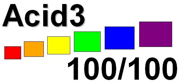 Referência do Acid3.