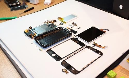 O que pode ter dentro do iPhone?