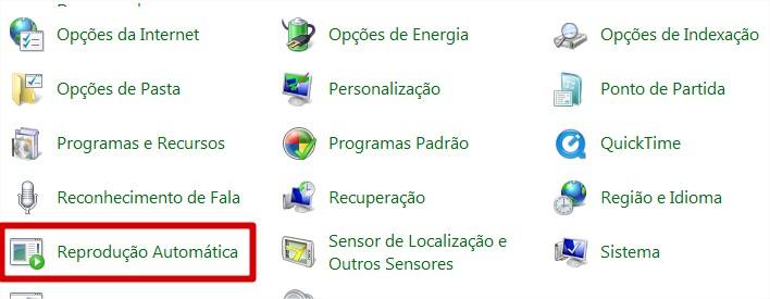 Acesse o Painel de Controle do Windows 7!
