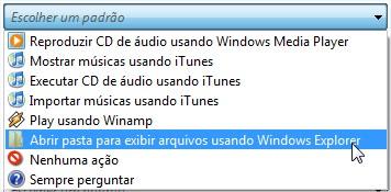 Windows 7: aprenda a configurar o AutoPlay