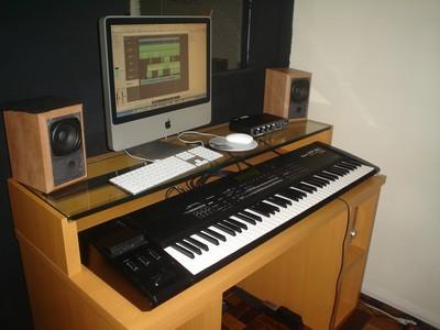 Exemplo de Home Studio