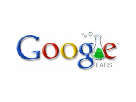 Os laboratórios do Google!