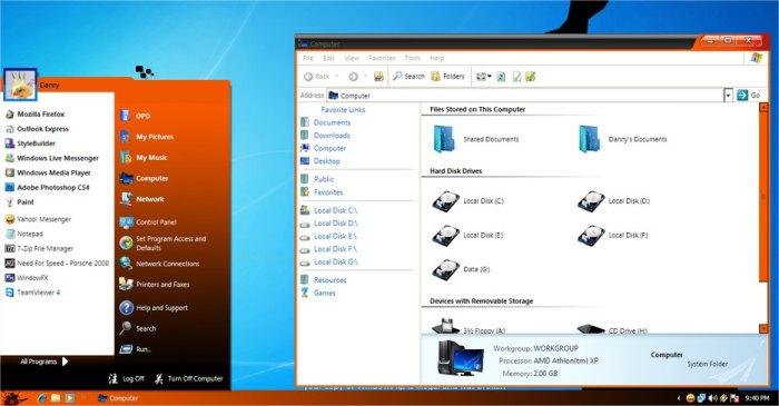 Windows Strata  Concept