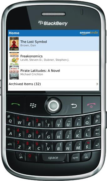 Leia no seu BlackBerry!