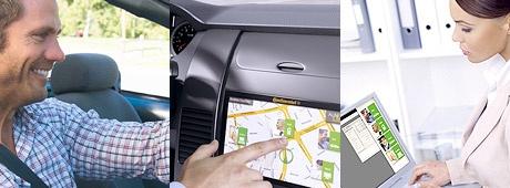 Seu carro integrado com tudo