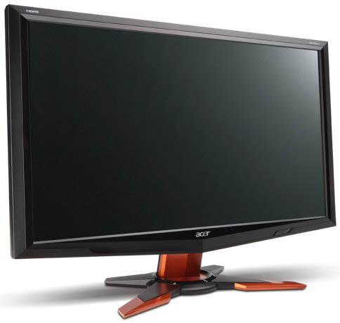 Modelo de monitor 3D da ACER.