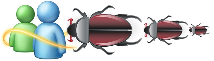 Corrija os bugs do seu MSN!