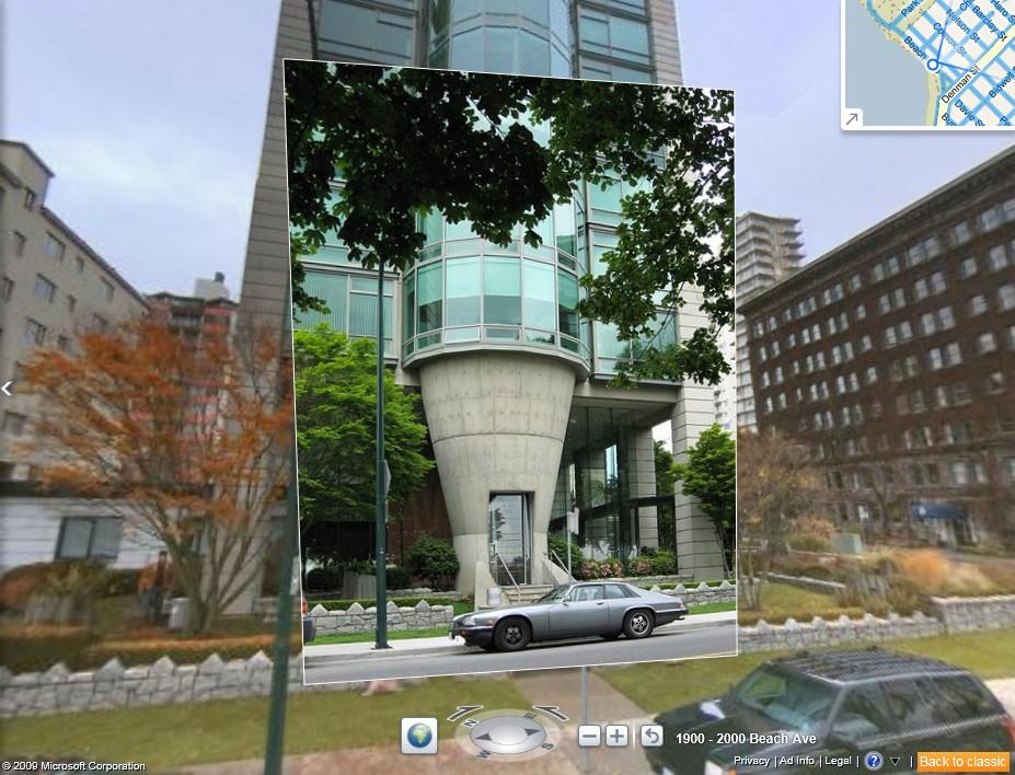 Exemplo integração Flickr e Bing Maps