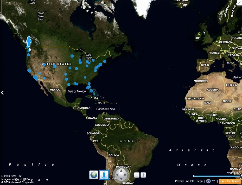 Bing Maps quer briga