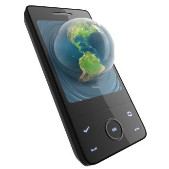 Os smartphones se tornarão dispositivos de posicionamento.