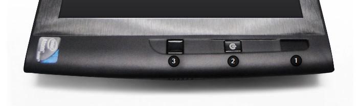 Por que ter trackpad se é touchscreen?