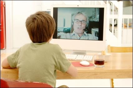 As video chamadas mais próximas a realidade.