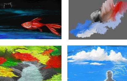 Modelos de pinturas