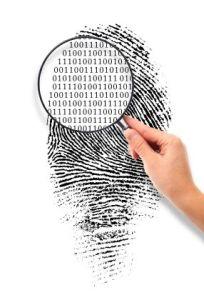 Identificação biométrica