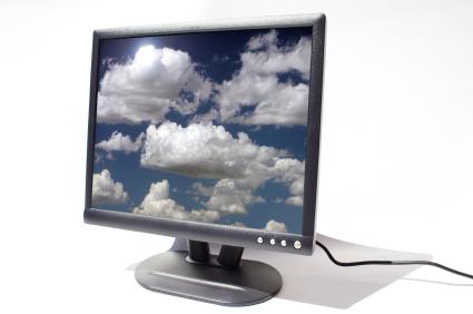 A famosa computação  nas nuvens