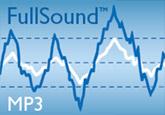 Melhore a qualidade do som de arquivos comprimidos.
