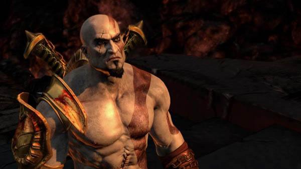Quer ver todos os detalhes de Kratos? Só numa TV Full HD!