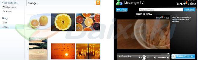 O novo MSN tem  recursos muito interessantes!