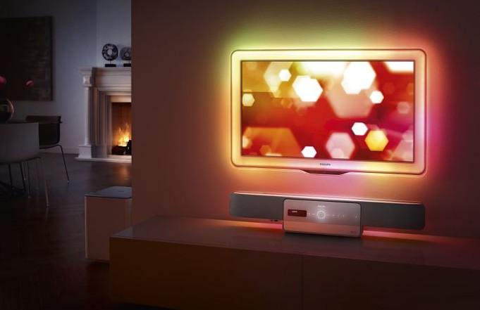 Aurea - Televisão com Active Frame