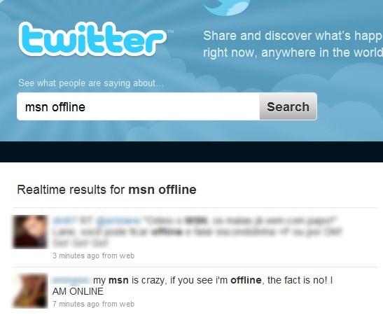 Offline, porém online