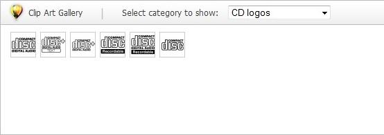 formato para rotular cd