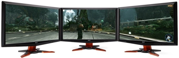Amplie sua área de game em 3D.