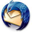 Logo do Thunderbird