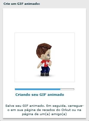 Crie GIFs animados